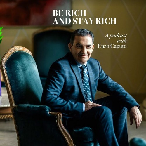 Be Rich and Stay Rich with Enzo Caputo's avatar