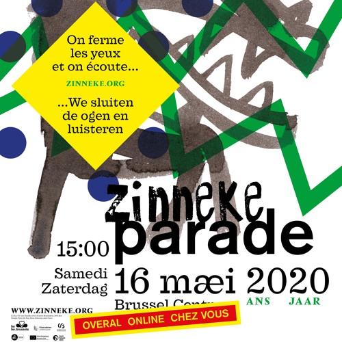 Zinneke Parade's avatar