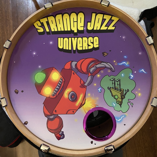StrangeJazzUniverse's avatar
