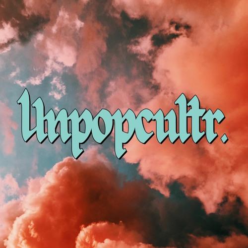 UNPOPCULTR (Unpopular Culture)'s avatar