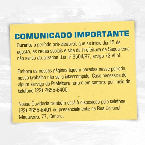 Prefeitura de Saquarema's avatar