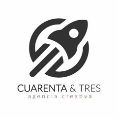 CUARENTA & TRES
