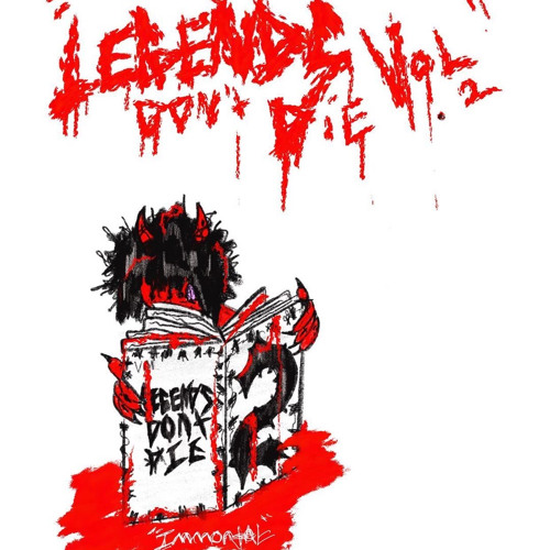 Legends Dont Die Volume 2