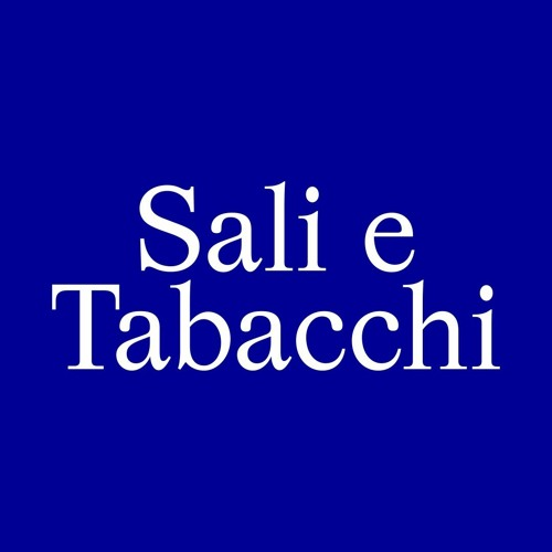 Sali e Tabacchi Journal's avatar