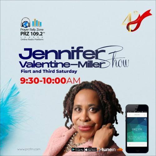 Jennifer V-Miller (Talk Show)'s avatar