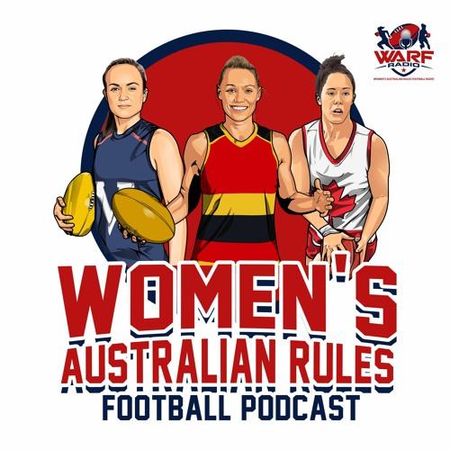 Women's Australian Rules Football Podcast's avatar