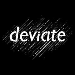 deviate