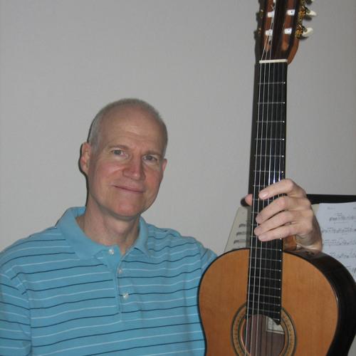 Guitar compositions by John Nicholas