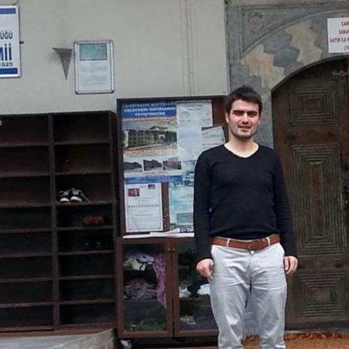 Ahmet Akdel's avatar