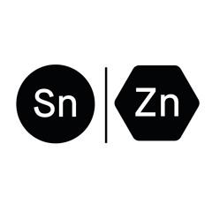 SECONDE NATURE   ZINC