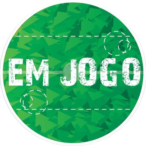 "Podcast ""Em Jogo""'s avatar"