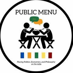Public Menu