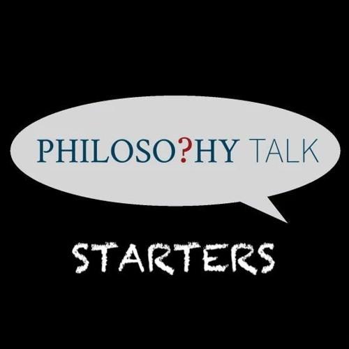 Philosophy Talk Starters's avatar