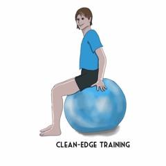 Clean-Edge Training