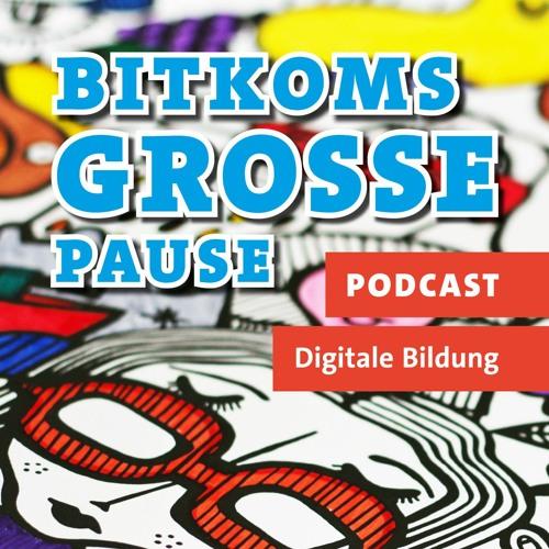 Bitkoms große Pause Folge 3 - Wie gelingt der Aufbau einer digitalen Lernumgebung?