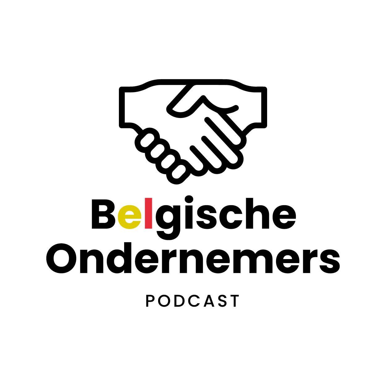 Belgische ondernemers podcast logo