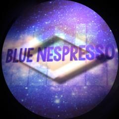 Blue Nespresso