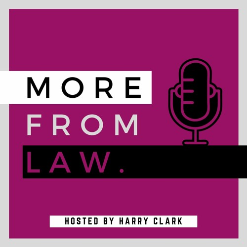 The More From Law Podcast's avatar