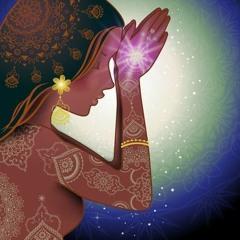 Meditation for woman by @Arrrbuzzz