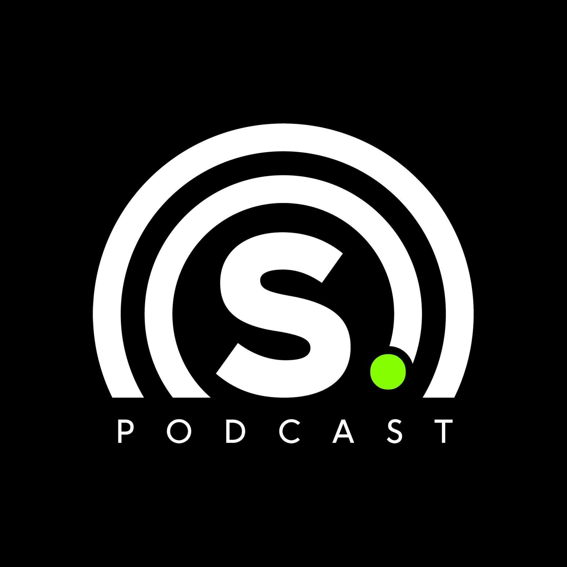 Sporza Podcast logo
