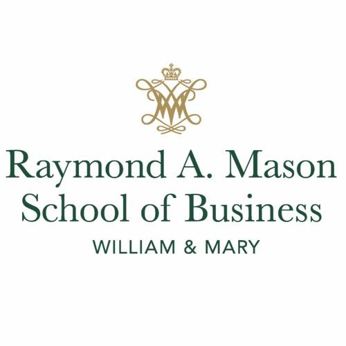 Raymond A. Mason School of Business Podcasts's avatar