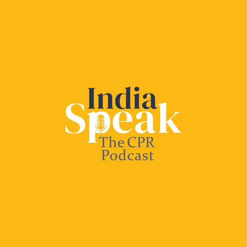 India Speak: The CPR Podcast's avatar