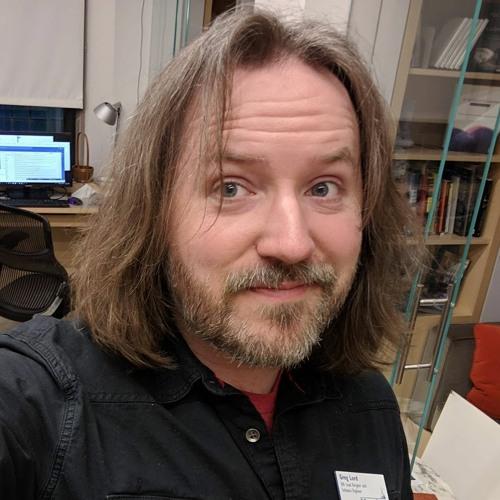 Greg Lord's avatar