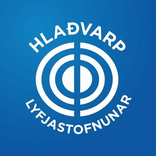 Hlaðvarp Lyfjastofnunar's avatar