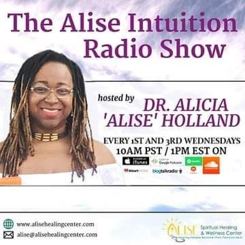 The Alise Intuition Radio Show's avatar