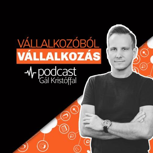 Vállalkozóból Vállalkozás Podcast's avatar