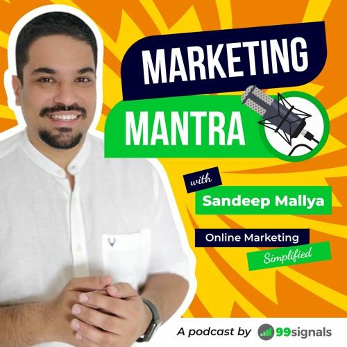 Marketing Mantra Podcast's avatar