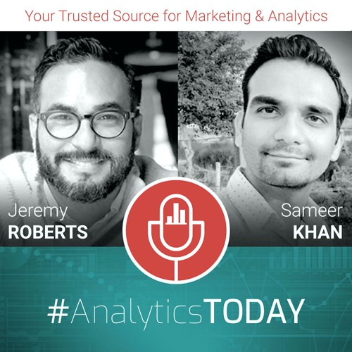 #AnalyticsTODAY Podcast's avatar