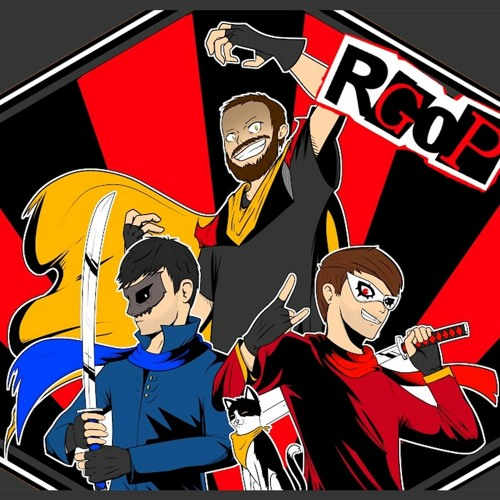Ronin Geek Official Podcast's avatar