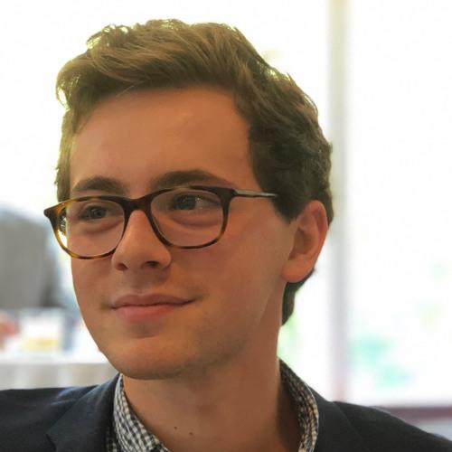 Benjamin Webster's avatar