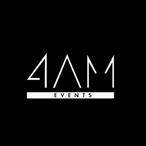 4AM Events's avatar