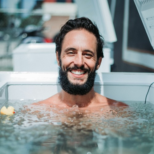 Wim Hof Breathing Session - Warm up and 3 rounds - by Donato Helbling