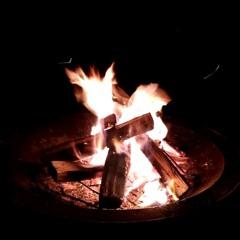 Campfire's at Dusk