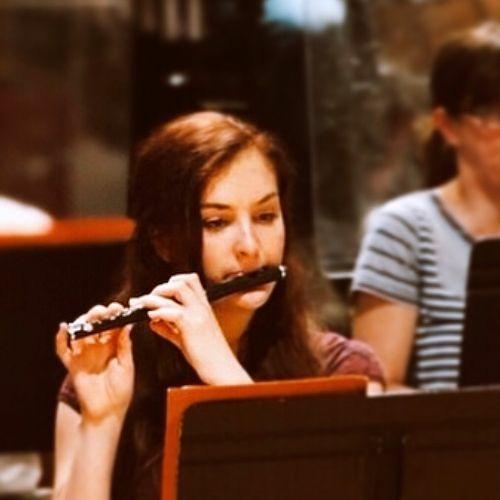 Jessamy Flautist's avatar