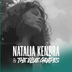 NATALIA KENDRA BLUE GRAPE