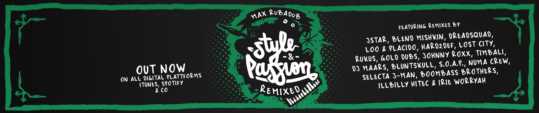 200% Exclusive - Mixtape - *FREEDOWNLOAD* by Max RubaDub
