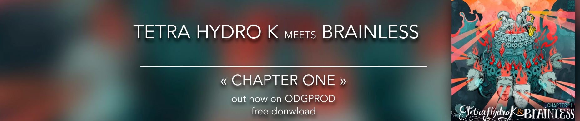 Tetra Hydro K Meets Brainless Chapter One By Free Listening On Soundcloud