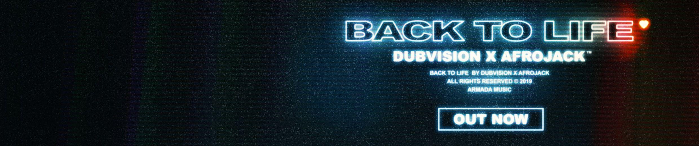 Dubvision  Back To Life ile ilgili görsel sonucu