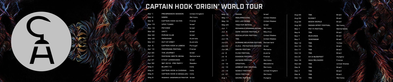 Captain Hook | Free Listening on SoundCloud