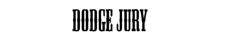 Dodge Jury Productions.