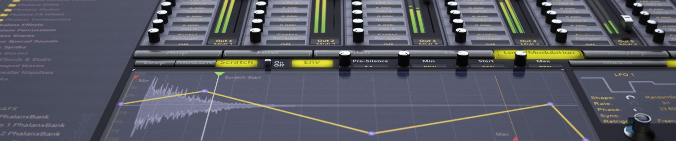 www vengeance-sound com - Soundset - Korg Legacy Demo (Korg