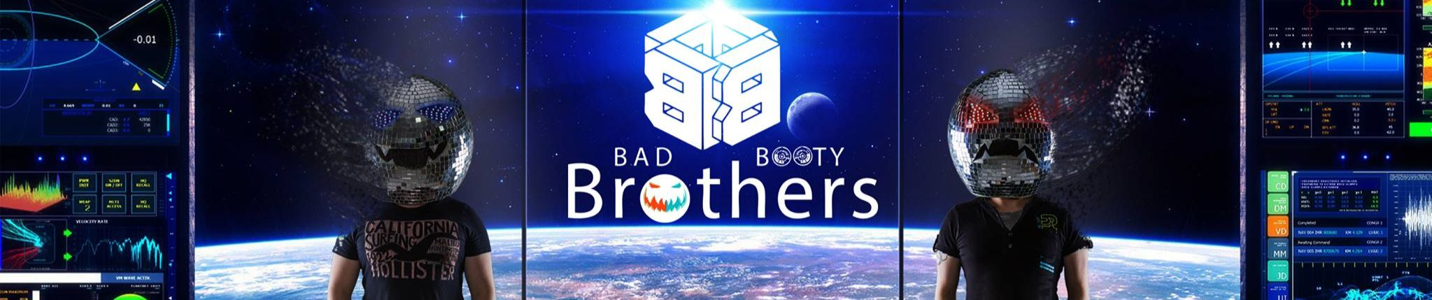 1.) booty invasion vol.1bad booty brothers | free listening on