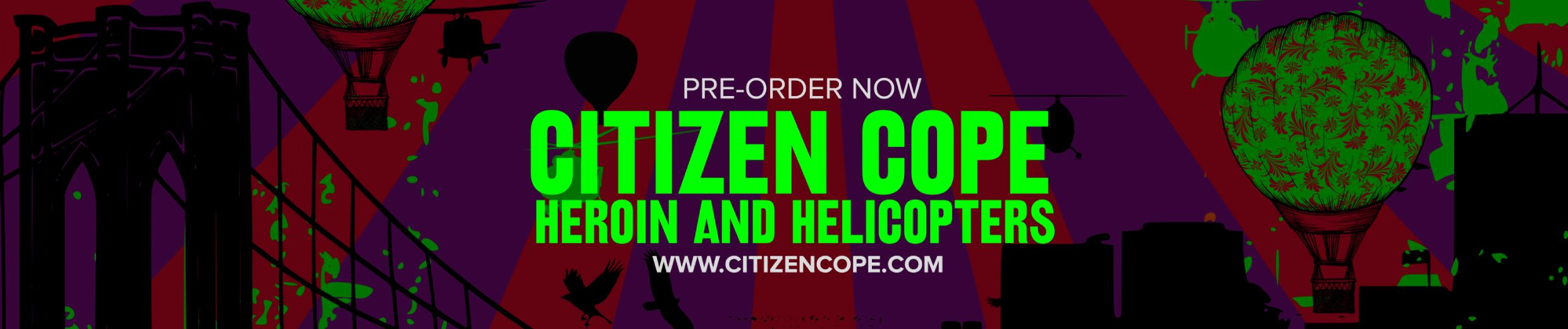 Citizen cope back then | official lyric video youtube.