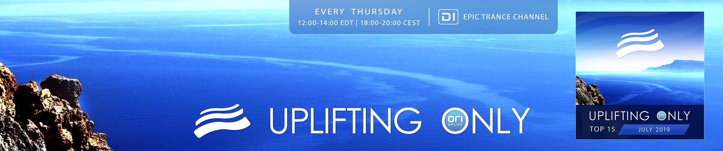 Uplifting Only 053 (Feb 13, 2014) - Eurofest Lineup Special by Ori