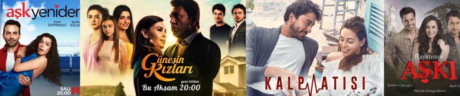 Güneşin Kızları (Turkish TV Series Soundtrack) by Jordi