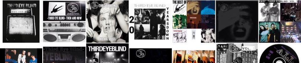 Third Eye Blind Ursa Minor By The Third Eye Blind